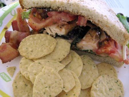 BBQChickenSandwich